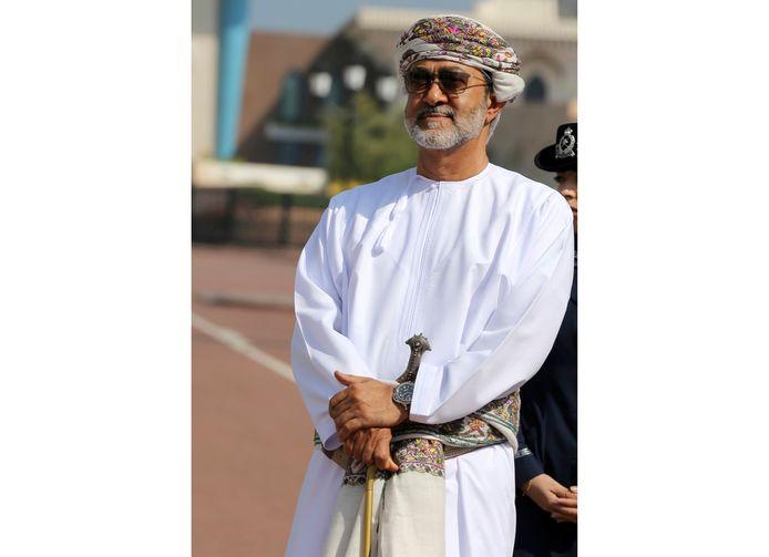 Haitham bin Tariq Al Said