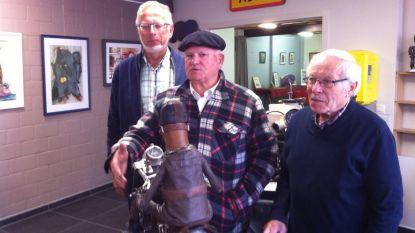 Drie kunstenaars stellen tentoon in het pittoreske oud-schooltje 'Het Pensionaat'