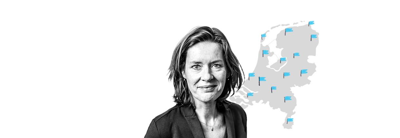Margriet Oostveen.