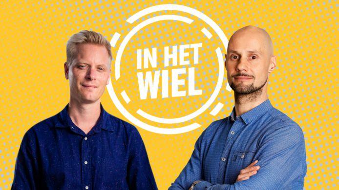 Stijn Vlaeminck en Tom Boonen bespreken de wieleractualiteit in 'In het wiel'