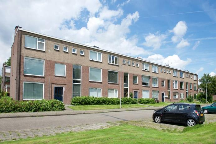 Een flat als deze zou in het Openluchtmuseum kunnen komen. Foto: Marc Pluim