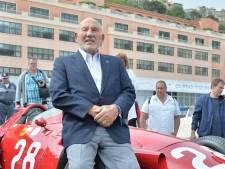 L'ancien pilote de F1 Stirling Moss est décédé