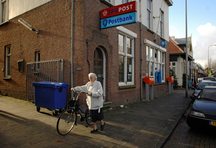 Postkantoor Kerkweg Oost.