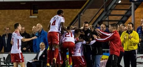 Kozakken Boys op dinsdag 24 oktober tegen PEC Zwolle