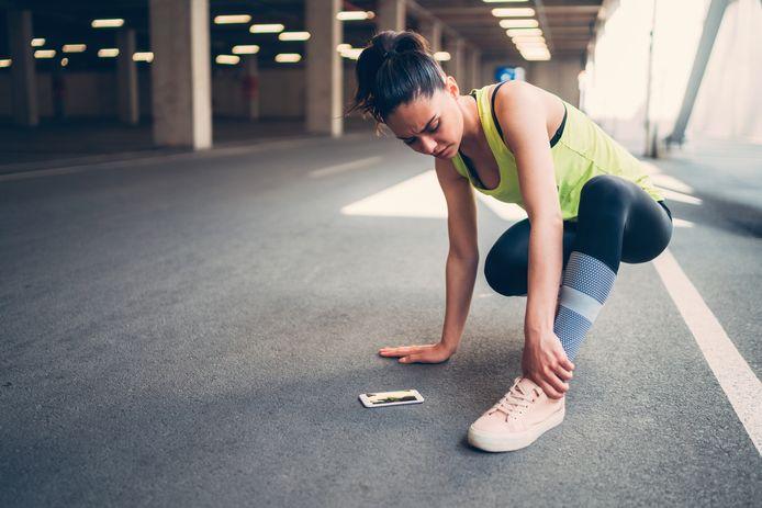 Last van eelt, blauwe nagels of andere voetkwaaltjes tijdens het lopen?