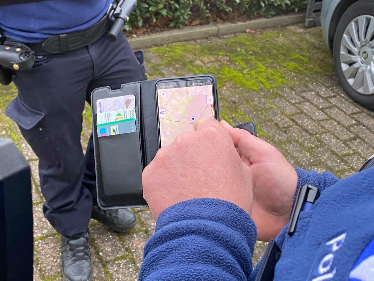 In de provincie Namen liet het gerecht al smartphones in beslag nemen van mensen die herhaaldelijk de coronamaatregelen hadden overtreden.