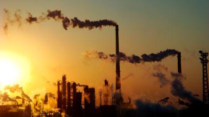 Wereldwijde CO2-uitstoot na 3 jaar stagnatie weer gestegen