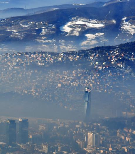 Une brume toxique sur les Balkans