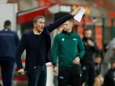"""Philippe Montanier déçu et lucide après la défaite du Standard: """"Notre niveau était insuffisant"""""""