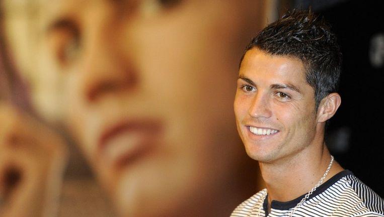 Christiano Ronaldo. Foto AFP Beeld