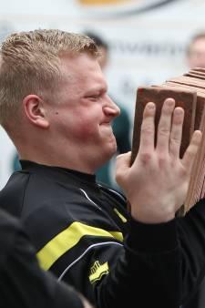 Kevin van Asselt is wéér de sterkste van Vorden