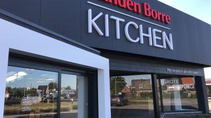 Vanden Borre opent keukenwinkel langs N9