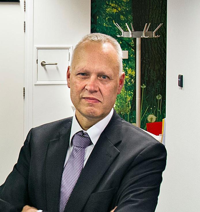 Gerben Welling, directeur van de Huisartsenposten Oost-Brabant.