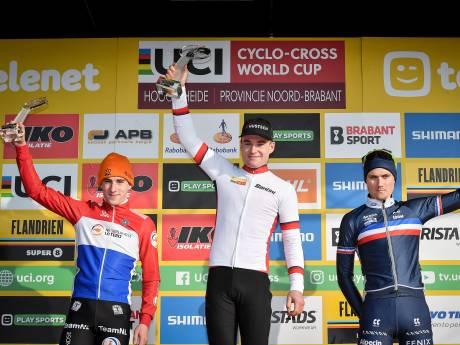 Ryan Kamp wint ook finale wereldbeker en gaat 'met een lekker gevoel naar het WK'