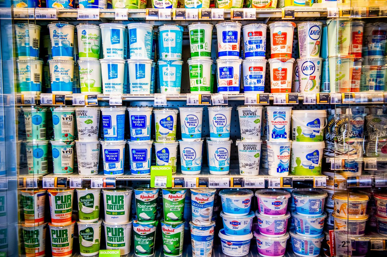 Welke yoghurt zullen we nu eens kopen?