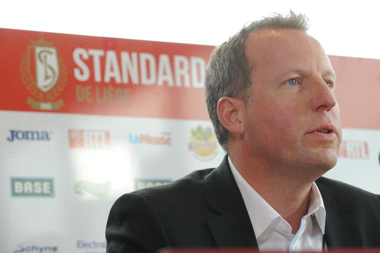 Venanzi is de huidige ondervoorzitter van de Rouches, een functie die hij sinds november 2014 bekleedt, en tevens medeoprichter en aandeelhouder van de energieleverancier Lampiris.