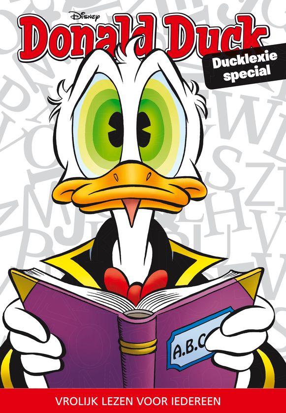 Afbeeldingsresultaat voor duckstad speciaal dyslexie