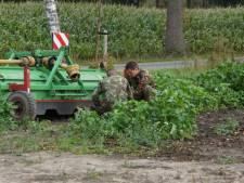 Explosieven uit Tweede Wereldoorlog gevonden op landbouwgrond in Aalten