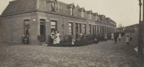 Toen een jongetje werd doodgereden leverden bewoners van de Bremstraat hun tuin in voor een stoep