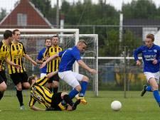 Remise voor Baardwijk tegen amateurs FC Eindhoven