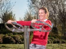 Carolijn Brouwer is klaar voor spectaculaire nieuwe race