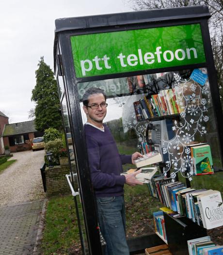 Telefooncel-ruilbieb opgeblazen, Beesd zoekt geld voor een vervanger