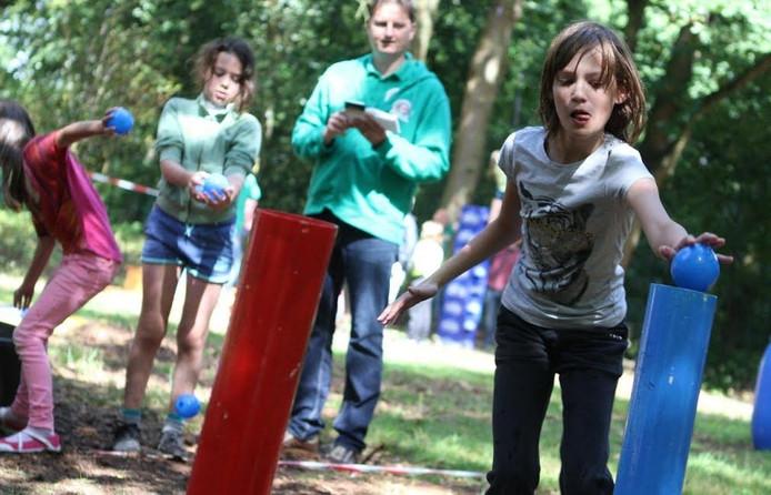 De Olympische dag in Veldhoven