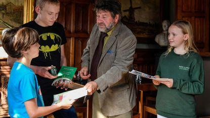 Kids Climate-ambassadeurs geven tips aan stad