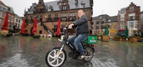 800 euro voor wie in Nijmegen zijn vervuilende brommer inruilt voor een elektrische