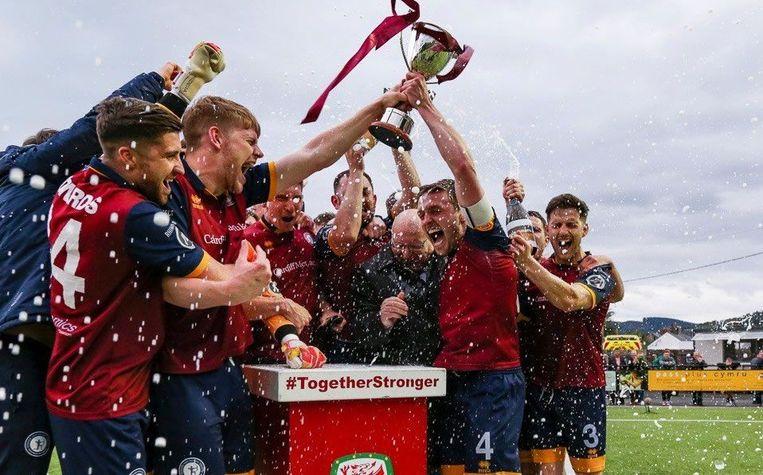Cardiff Met FC.