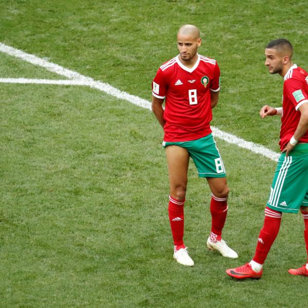 **Voor Marokko telt alleen een waardig afscheid nog**
