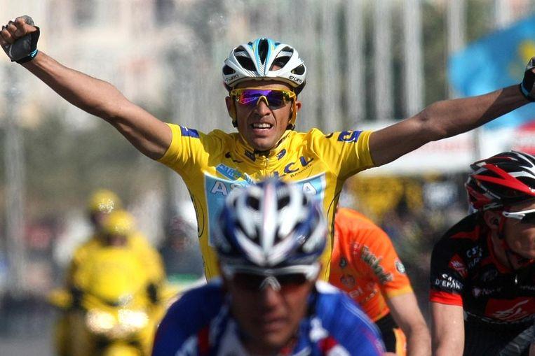Contador. (AP) Beeld AP