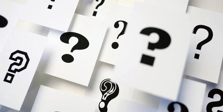De vragen testen de algemene kennis van de deelnemers.