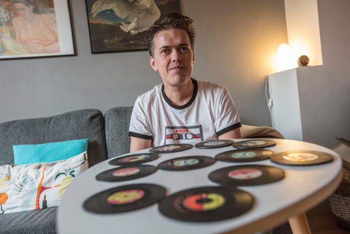 Freek Janssen in Veldhoven bedenker van de snob 2000