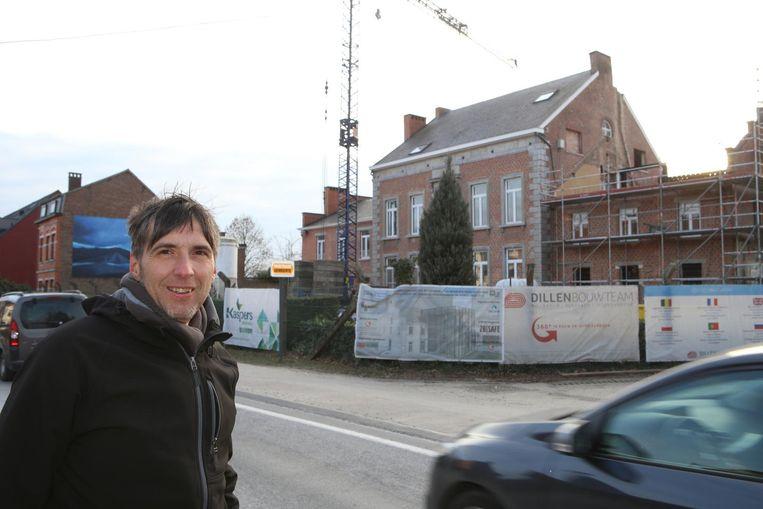 Mark Keppens is blij met de kandidatuur van Landen voor coachingstraject ter bestrijding van zwerfvuil.