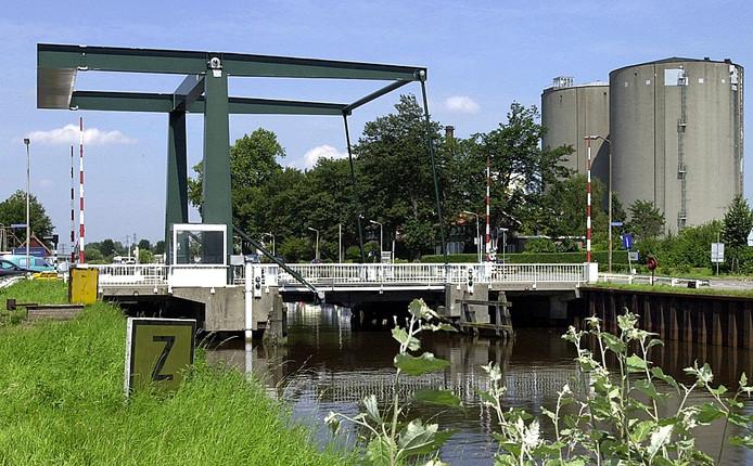 De Vliet in Roosendaal.