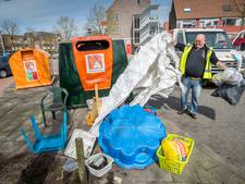 Nieuwe plasticcontainer in Almelo moet overlast tegengaan