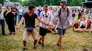 Festivalganger in levensgevaar op Holi Colors Festival in Alleur
