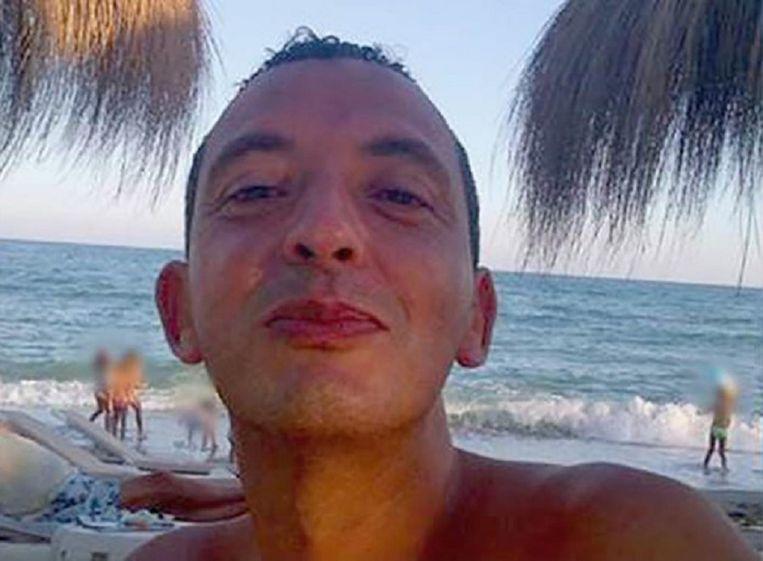 Ridouan Taghi, de meestgezochte crimineel van Nederland.