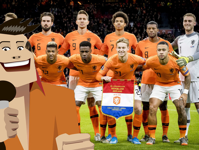 Oranje-quiz.