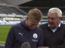 "La blague du coach de Newcastle: ""Kevin De Bruyne va rester ici"""