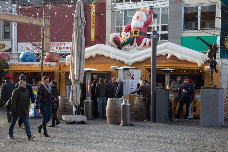 Archiefbeeld kerstmarkt