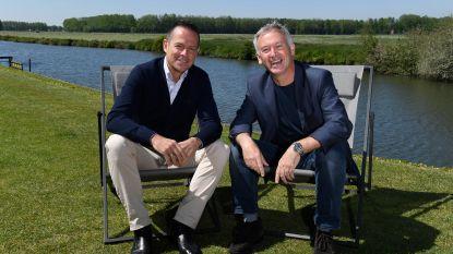 """Marc Degryse en Gilles De Bilde samen voor nog één debat over de titel: """"Clement zou goede trainer zijn voor Anderlecht"""""""