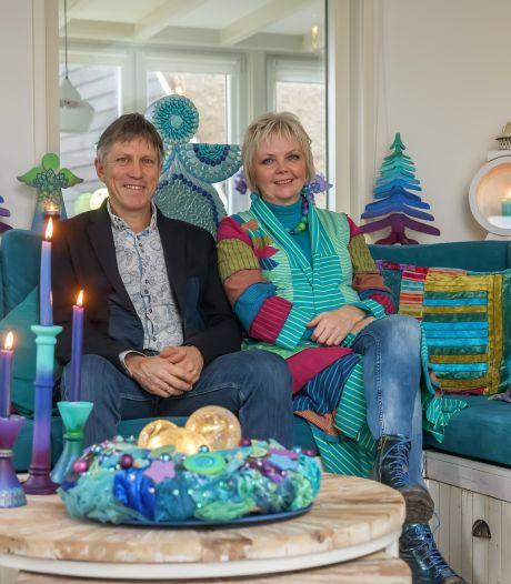 Predikanten Marijn en Anne-Marie kleuren hun huis en werk: 'De kerk is geen vergane glorie'