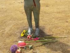 Kleine maar waardevolle herdenking MH17 bij Crematorium Tilburg