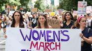 Eerste vrouwenmarsen van start in Australië en Nieuw-Zeeland
