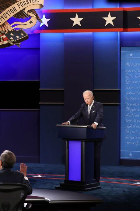 Debat tussen Biden en Trump; zelden zag ik iets dat zo veel gemengde gevoelens opriep
