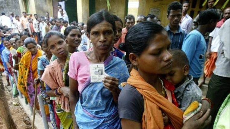 Zestien Doden Bij Indiase Verkiezingen Trouw