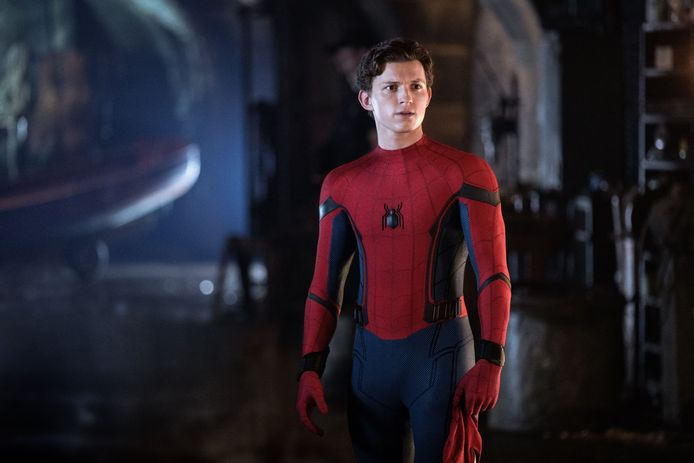 Tom Holland als Spider-Man in  'Spider-Man: Far From Home'.