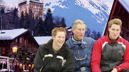 Winterpret voor 10.000 euro per nacht: zo brengen de royals en rijken hun vakantie door in Gstaad
